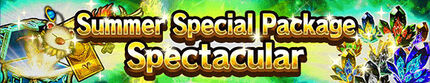 Summer Special Package Spectacular!