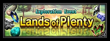 Lands of Plenty