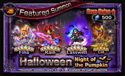 Featured Summon for Halloween