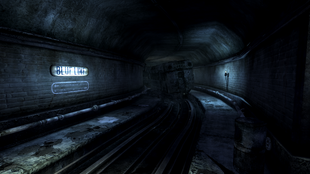 Warrington Tunnels - The Vault Fallout Wiki