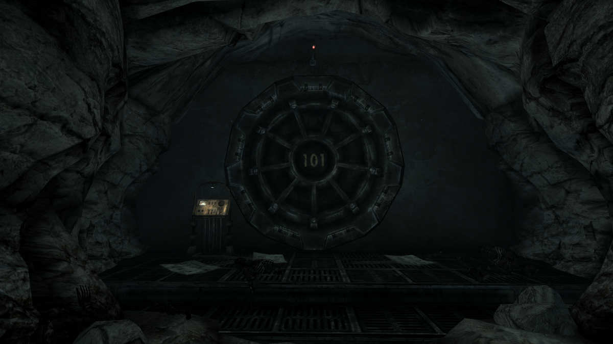 Vault 101 The Vault Fallout Wiki Fallout 4 Fallout