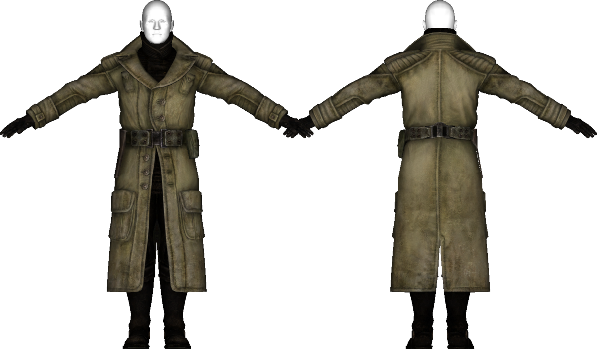 Colonel Autumn S Uniform The Vault Fallout Wiki