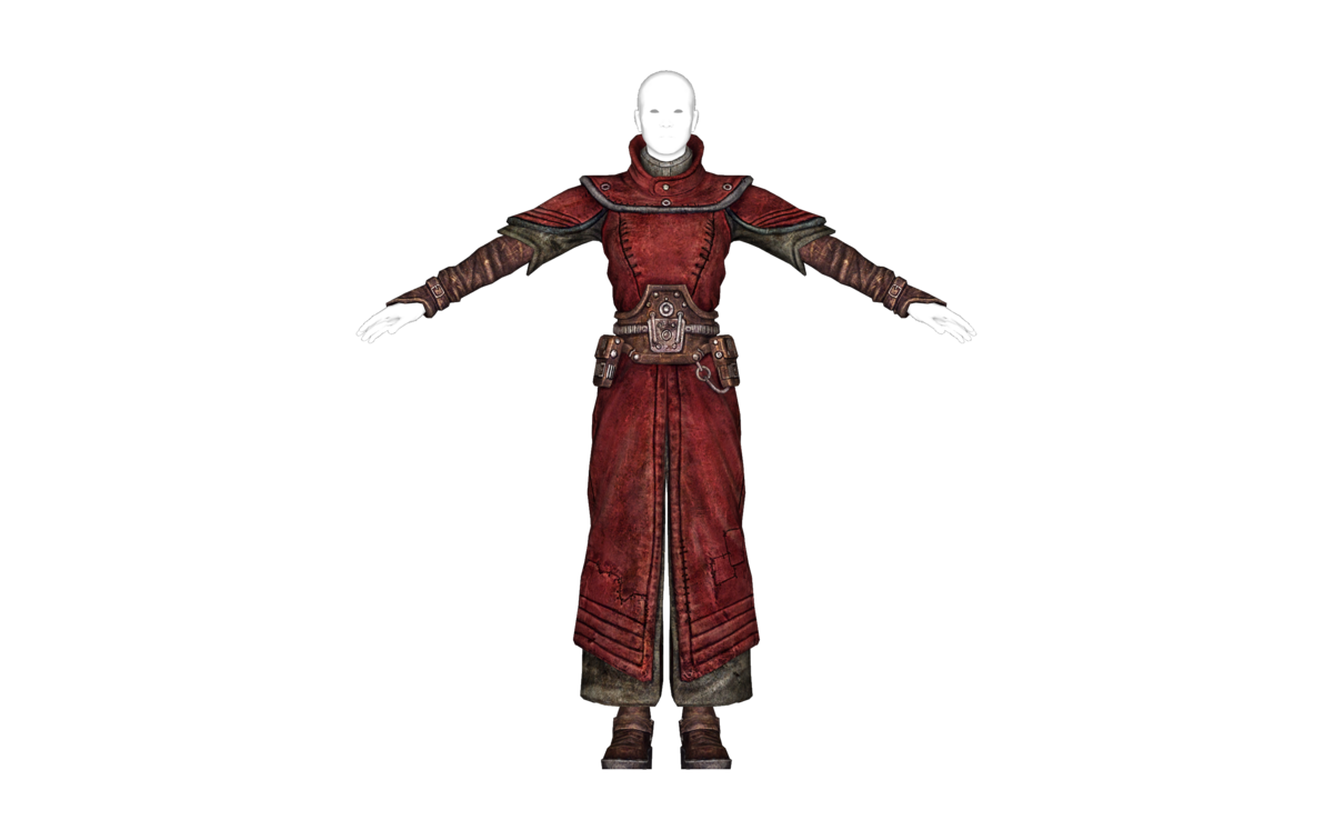 Scribe Robe Fallout New Vegas The Vault Fallout Wiki