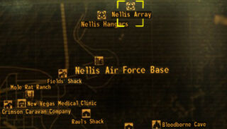 Nellis Array The Vault Fallout Wiki Fallout 4 Fallout