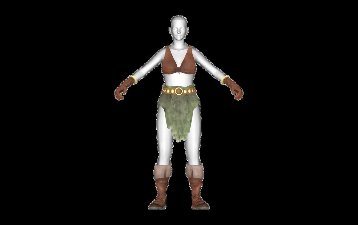 grognak costume - the vault fallout wiki