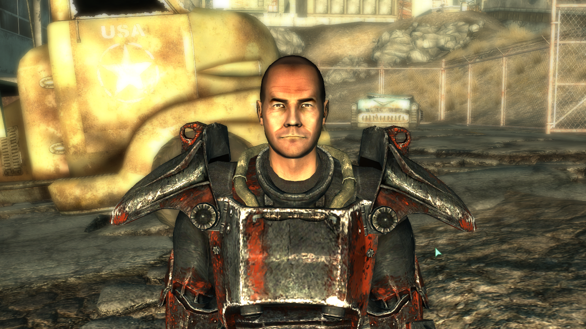 Henry Casdin - The Vault Fallout wiki - Fallout 4, Fallout ...