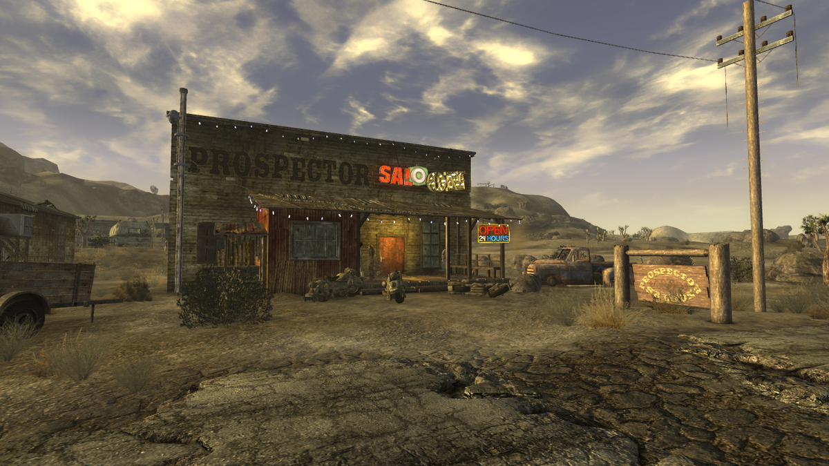 Prospector Saloon The Vault Fallout Wiki Fallout 4