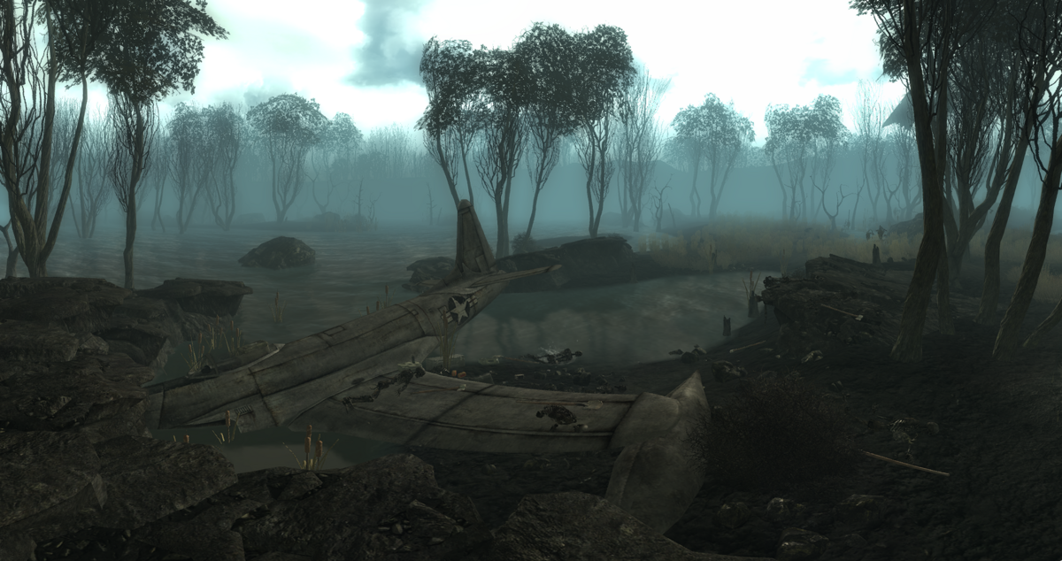 Jet Crash Site The Vault Fallout Wiki Fallout 4 Fallout New Vegas And More