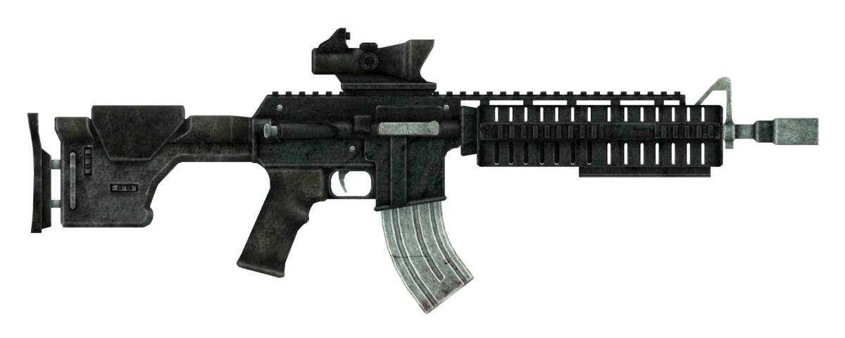 how to get the marksman carbine in fallout new vegas