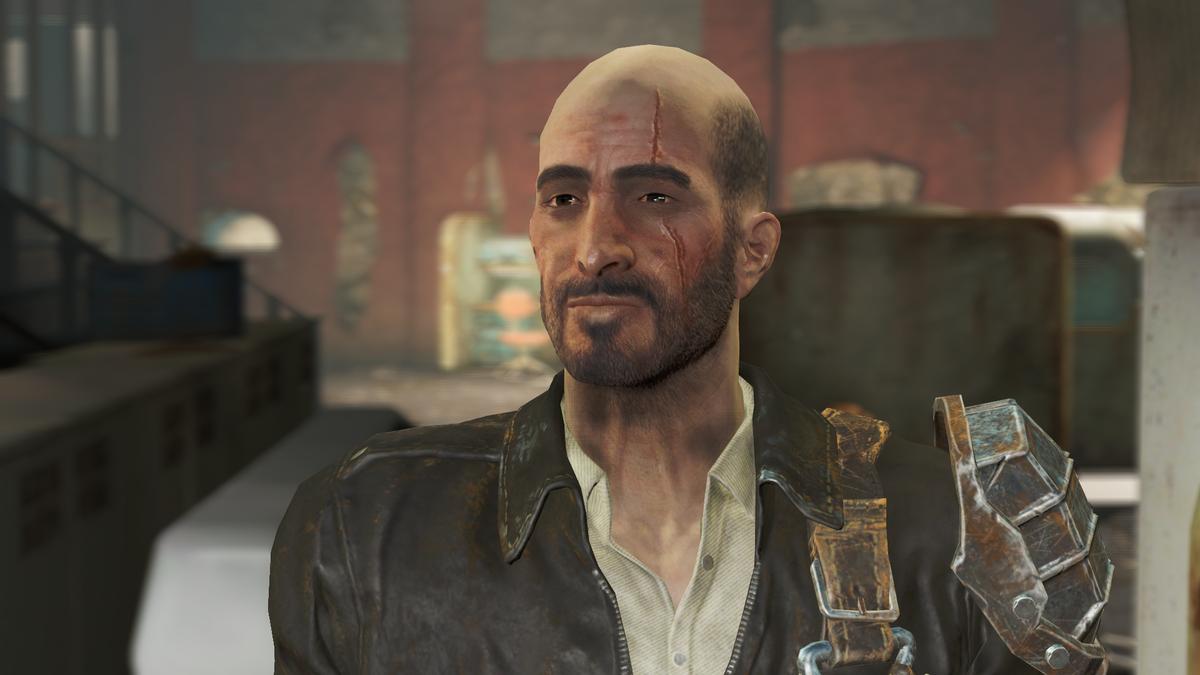 Conrad Kellogg The Vault Fallout Wiki Fallout 4