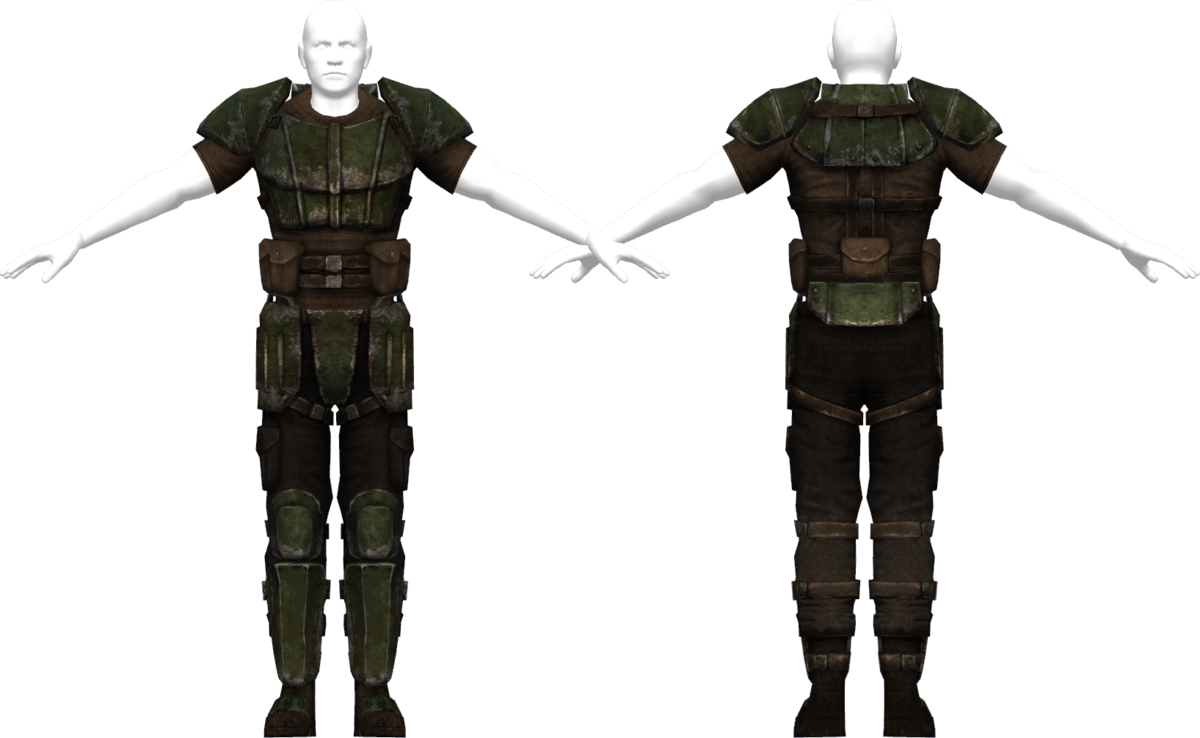 Engineer Designed Body Armor
