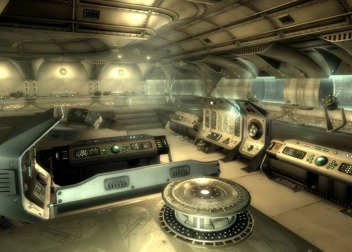 drone cannon fallout 3 with Weapons Lab on File DE rocket l7 33 likewise Weapons lab additionally Katamariguys Video Game Art Overload moreover News 3131 Fallout 3 S Mothership Zeta DLC Lands August 3rd  Now With Screens additionally Fallout 3 Goty Overview.
