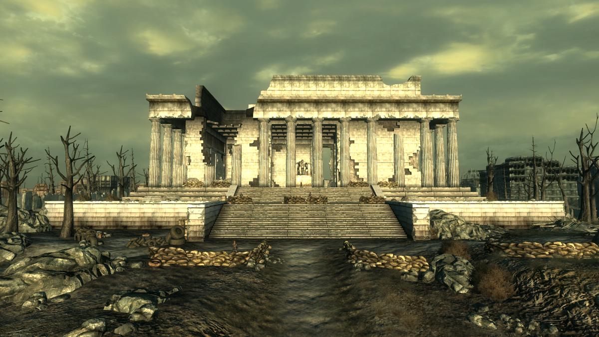 Fallout  Building De La Lob Entreprise