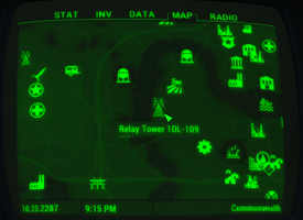 Distress signal fallout 4