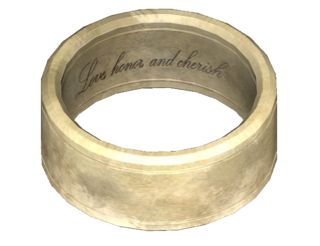 Wedding ring The Vault Fallout wiki Fallout 4 Fallout New