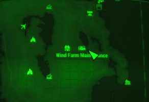 292px Fo4_Wind_Farm_Maint_Loc?version=1e2f8ec04ce374d16928f440d12d38da wind farm maintenance the vault fallout wiki fallout 4 fallout 4 fuse box lid at crackthecode.co