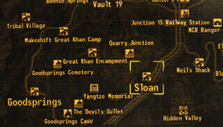 Sloan The Vault Fallout Wiki Fallout 4 Fallout New