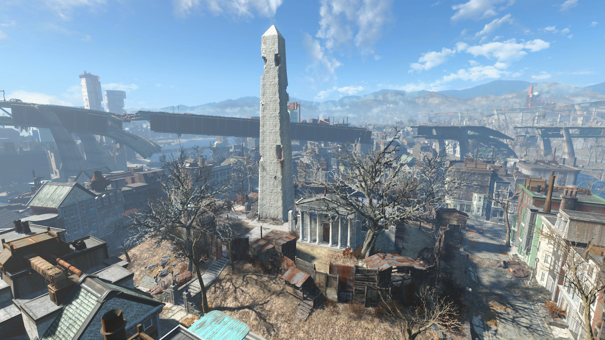 Bunker Hill Fallout 4