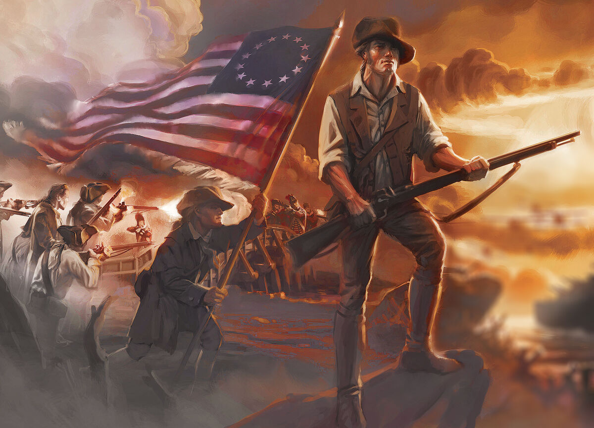 american revolution revolutionary war Welcome to the revolution america's independence from great britain was a decisive turning point in world history join us to explore the causes, character, and consequences of an american revolution that continues to shape lives around the globe.