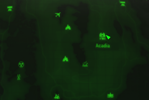 Acadia - The Vault Fallout wiki - Fallout 4, Fallout: New Vegas, and more!