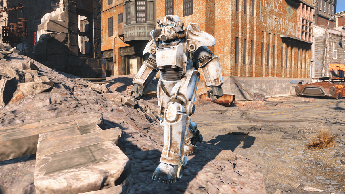 Image Result For Fallout Power Armor