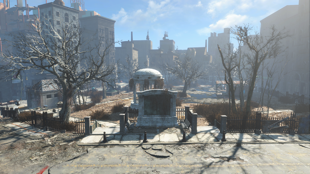 Boston Common - The Vault Fallout Wiki