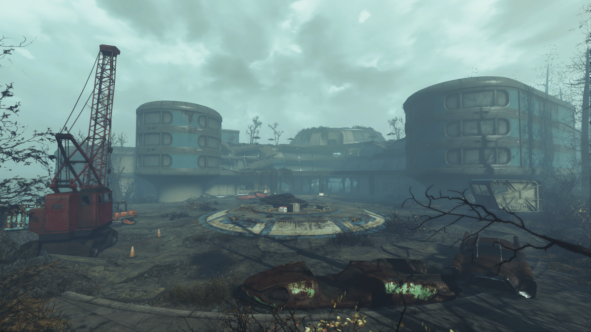 cliff u0026 39 s edge hotel - the vault fallout wiki