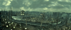 Fo3 Arlington Cemetery Central.png