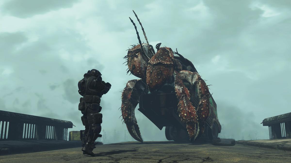 The Island Fallout  Map