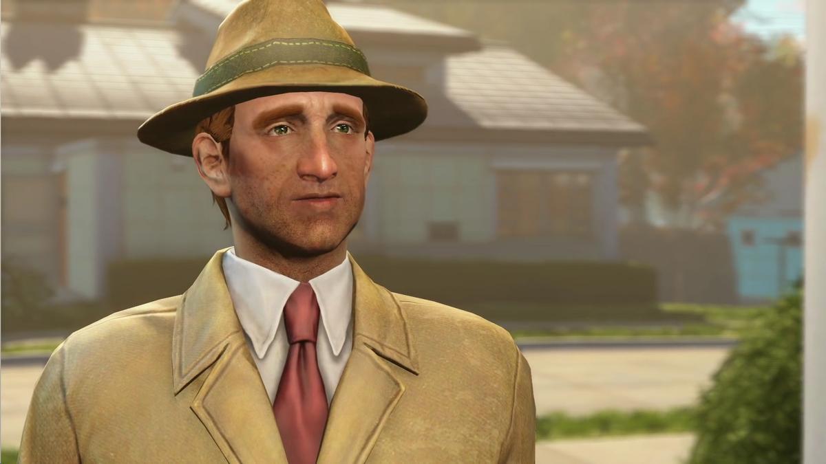 Vault Tec Rep The Vault Fallout Wiki Fallout 4