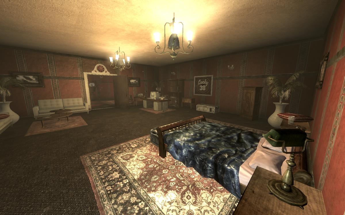Floor Of Your Bedroom
