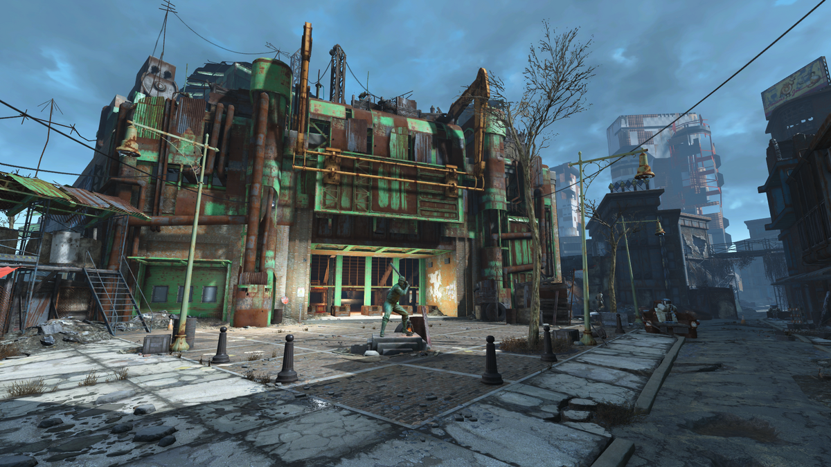 Image Result For Fallout Builds