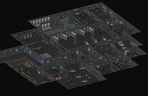 Fo2 Enclave Oil Rig Barracks.png