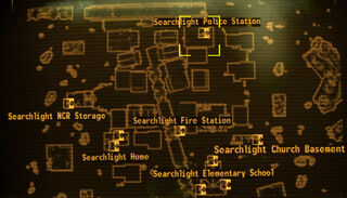 Searchlight Police Station The Vault Fallout Wiki