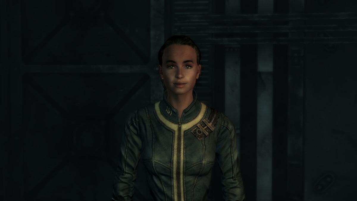 Amata Almodovar The Vault Fallout Wiki Fallout 4