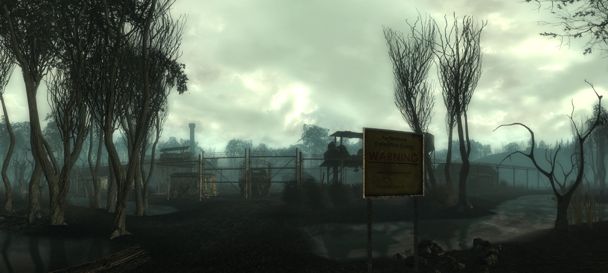 Turtledove Detention Camp The Vault Fallout Wiki