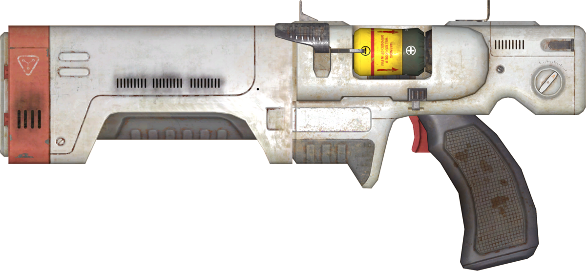 Institute Pistol The Vault Fallout Wiki Fallout 4