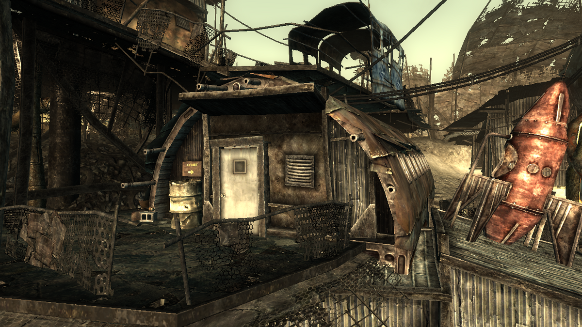 Megaton Armory The Vault Fallout Wiki Fallout 4