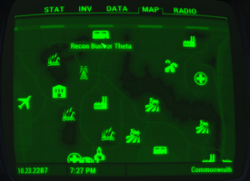 Recon Bunker Theta The Vault Fallout Wiki Fallout 4