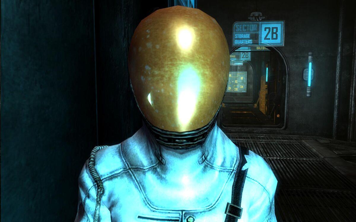 enclave scientist  fallout 3