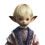 """Male Lalafell Face"""