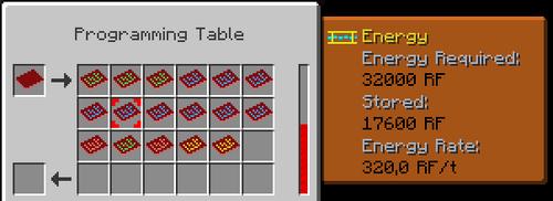 Ftb Four Crafting Table