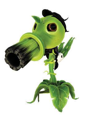 Agent pea plants vs zombies garden warfare wiki for Plants vs zombies garden warfare characters
