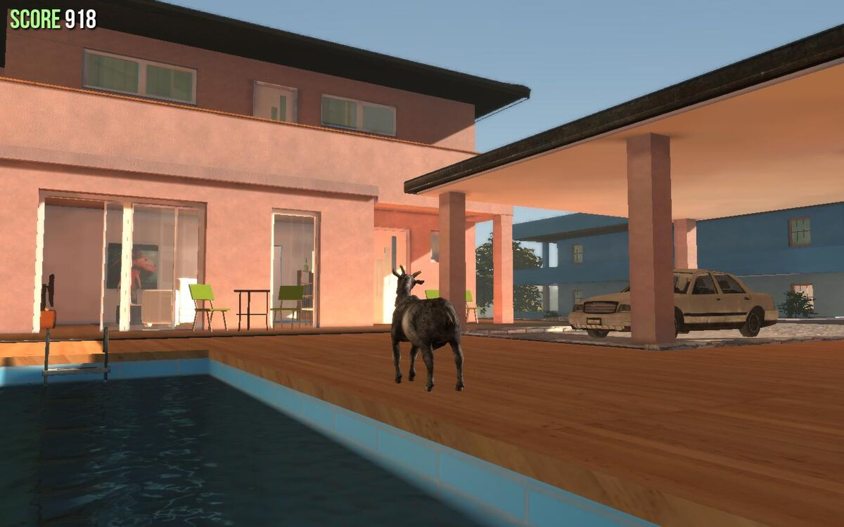 Sugar House Official Goat Simulator Wiki