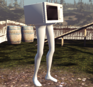 How To Unlock A Door >> Microwave - Official Goat Simulator Wiki