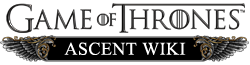 Game of Thrones: Ascent Wiki Wordmark