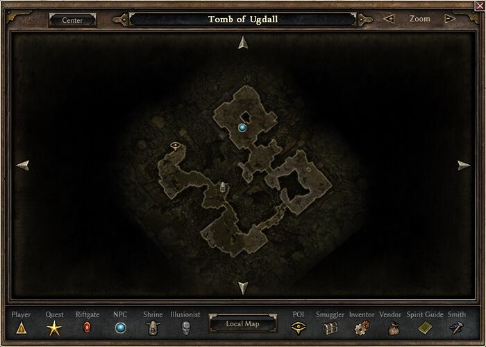 Tomb of Ugdall - Official Grim Dawn Wiki