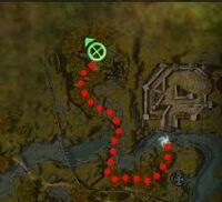 Path to the Secret Garden