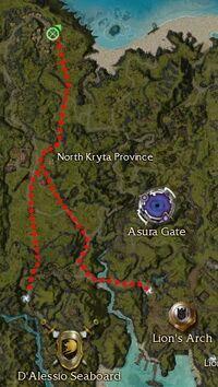 Nicholas the Traveler location North Kryta Province.jpg