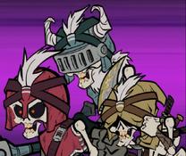 The Three Skeleton Brothers